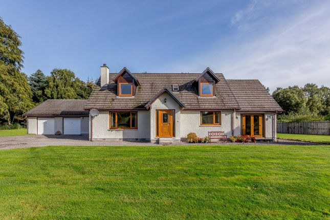 Thumbnail Detached house for sale in Tenafield, Muir Of Ord, Ross-Shire