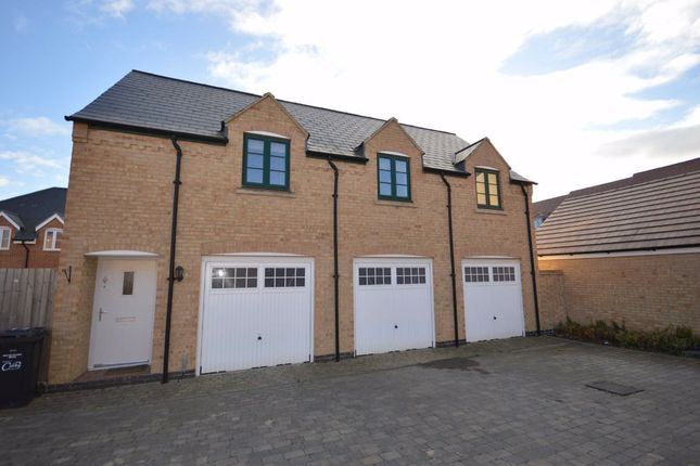 2 bed flat to rent in Courteenhall Drive, Priors Hall Park, Northants NN17
