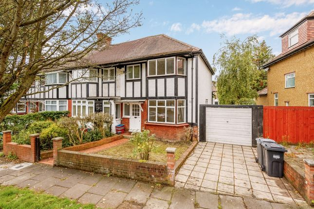 4 bed end terrace house to rent in Park Drive, London W3