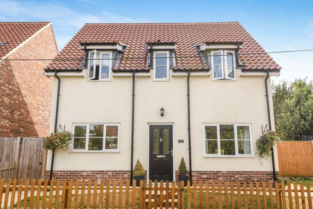 Thumbnail Detached house for sale in Greyhound Lane, Banham, Norwich