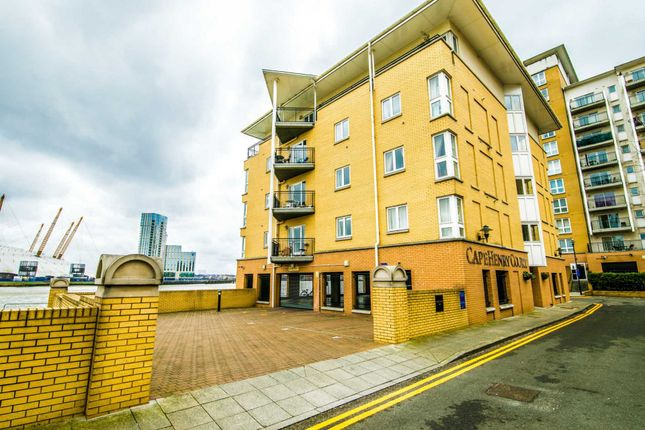 Thumbnail Flat to rent in Jamestown Way, London