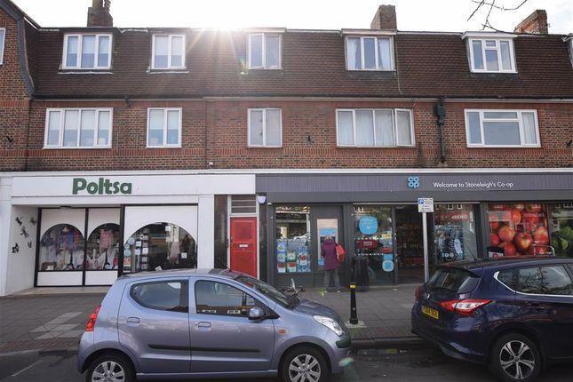 Thumbnail Maisonette for sale in Stoneleigh Broadway, Stoneleigh, Epsom