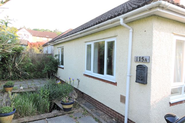 Thumbnail Bungalow for sale in Knole Lane, Brentry, Bristol