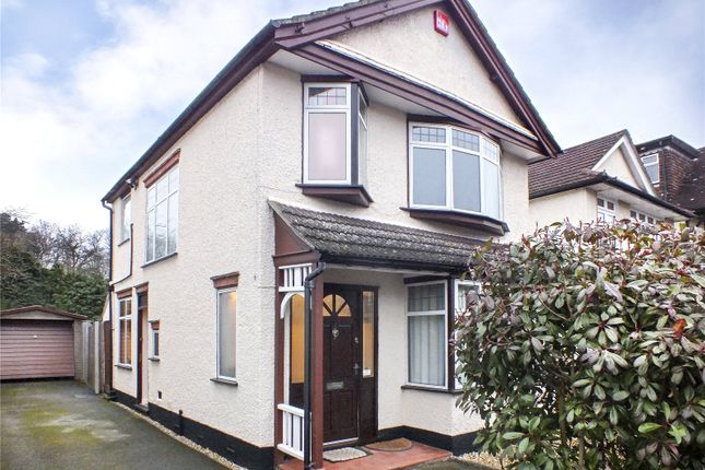 Thumbnail Detached house for sale in Manor Road, Farnborough, Hampshire