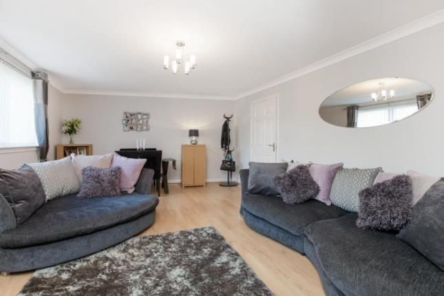 Thumbnail Flat for sale in Millview Crescent, Johnstone, Renfrewshire