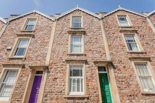 Thumbnail Terraced house for sale in Southernhay Crescent, Clifton, Bristol