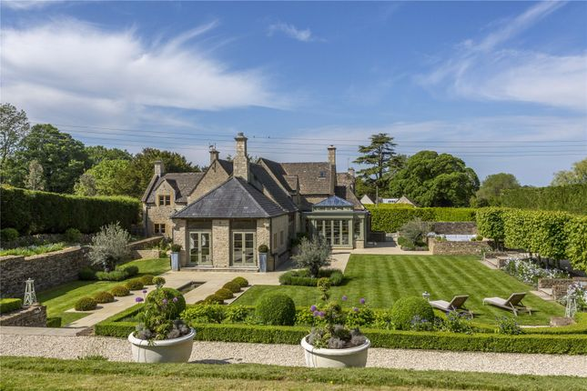 Thumbnail Detached house for sale in Sapperton, Cirencester, Gloucestershire