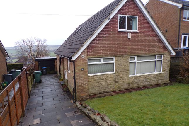Thumbnail Detached bungalow for sale in North Cliffe Drive, Thornton, Bradford