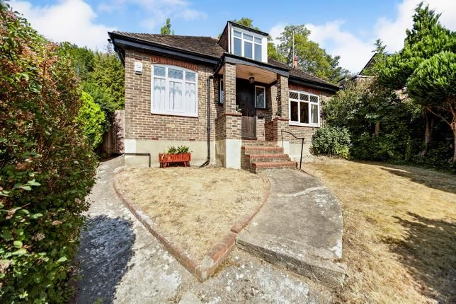 Thumbnail Bungalow for sale in Downlands Road, Purley, Surrey