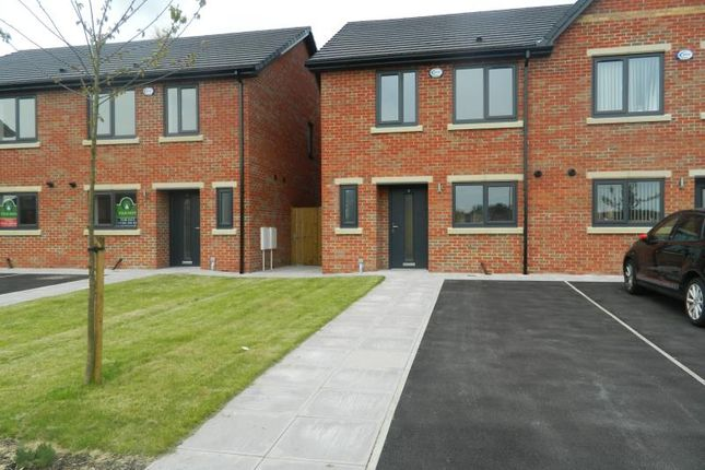 Thumbnail Semi-detached house to rent in Hulton Meadow, Hulton Lane, Bolton
