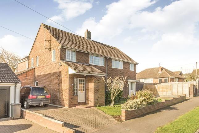 Front of Stanhope Road, Putnoe, Bedford, Bedfordshire MK41