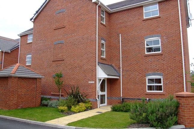 Thumbnail Flat to rent in 25 Arley Court, Kingsmead, Northwich, Cheshire