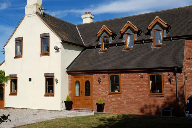 Thumbnail Detached house for sale in Baswich Lane, Tixall, Stafford