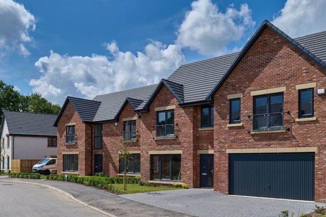 "Thumbnail Detached house for sale in ""Nasmyth Garden Room"" at Sessay Grange, Nunthorpe, Middlesbrough"