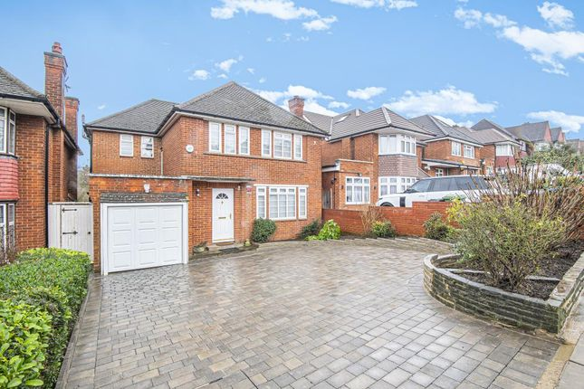 Thumbnail Detached house to rent in The Paddocks, Wembley