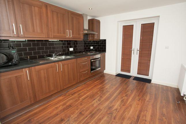 Thumbnail End terrace house for sale in Cleckheaton Road, Oakenshaw, Bradford
