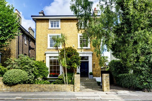 Thumbnail Property to rent in Clifton Hill, London