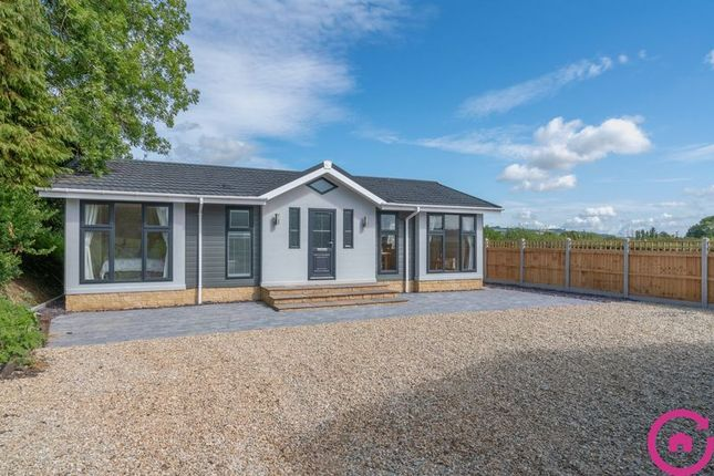 Thumbnail Mobile/park home for sale in Aston-On-Carrant, Tewkesbury