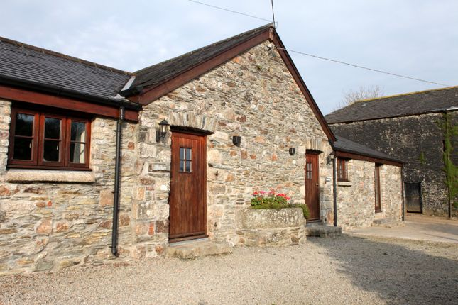 Thumbnail Barn conversion to rent in Gulworthy, Tavistock