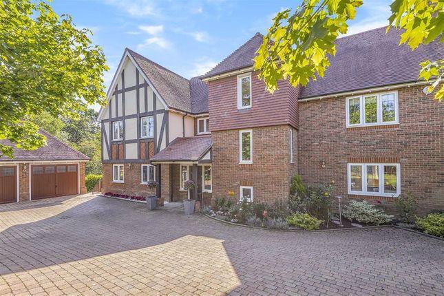 Thumbnail Detached house for sale in The Warren, Radlett, Hertfordshire