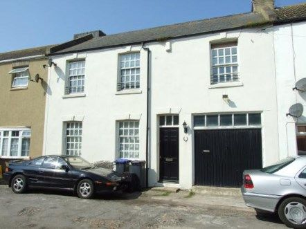 Thumbnail Terraced house for sale in Heene Place, Worthing, West Sussex, Uk