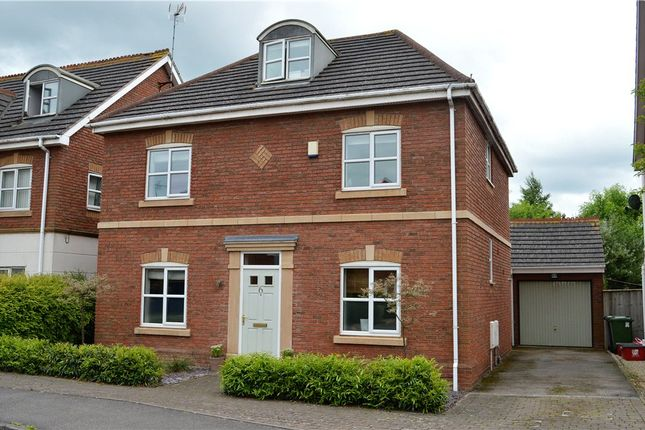 Thumbnail Detached house for sale in Juliet Drive, Heathcote, Warwick