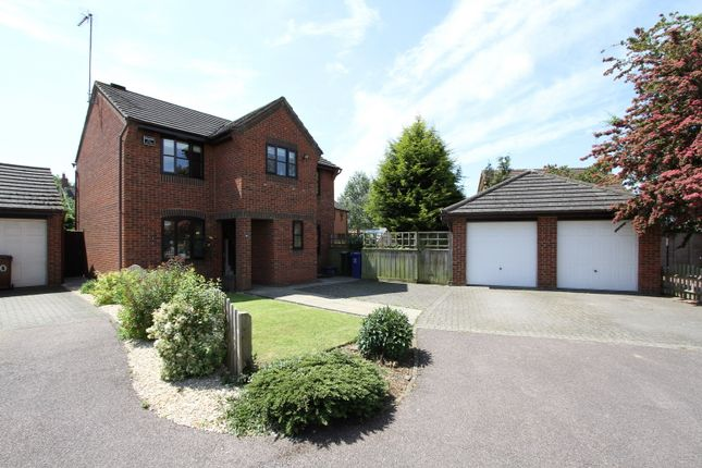 Thumbnail Detached house to rent in Brinkburn Grove, Banbury