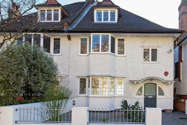 Thumbnail Semi-detached house for sale in Hornsey Lane, Highgate