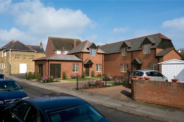 Thumbnail End terrace house for sale in Glebeland Gardens, Shepperton, Middlesex