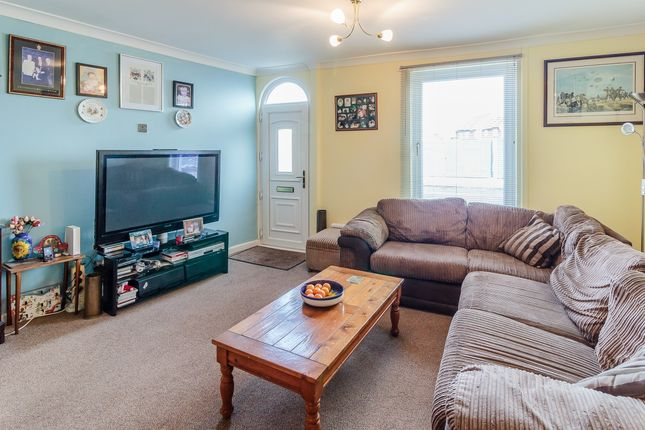 Thumbnail End Terrace House For Sale In Forton Road Gosport Hampshire