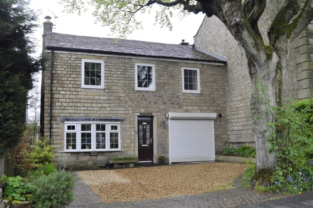 Thumbnail Link-detached house for sale in Stalybridge Road, Mottram, Hyde