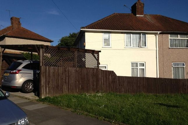 Thumbnail Semi-detached house to rent in Banstock Road, Edgware