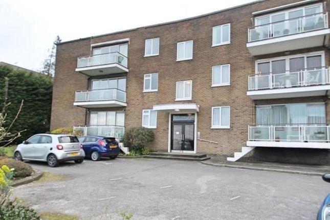Thumbnail Flat for sale in Holmebury Close, Hive Road, Bushey Heath, Bushey