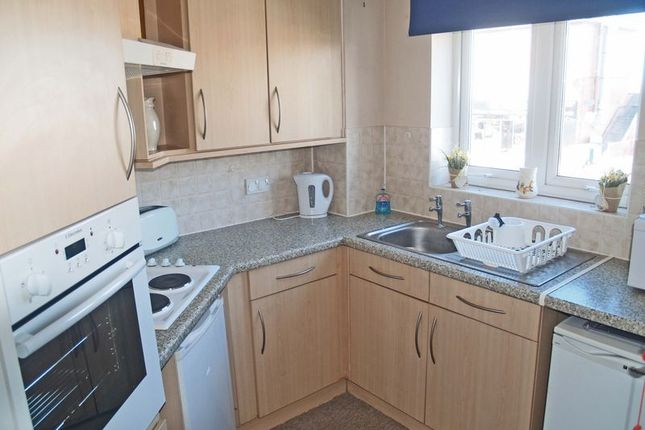 Kitchen of Collier Court, Grays RM16