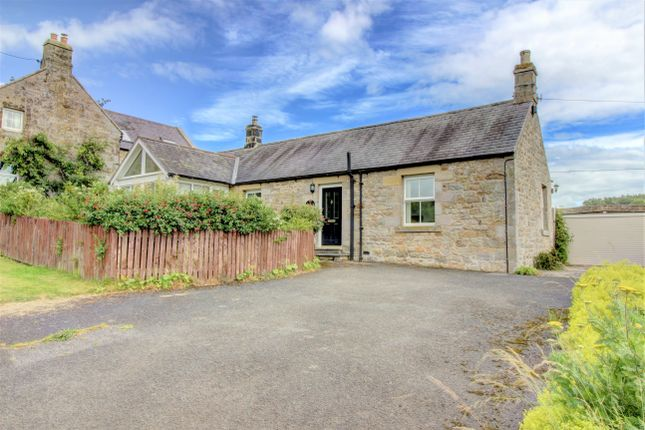 Thumbnail Cottage for sale in Sharperton, Morpeth