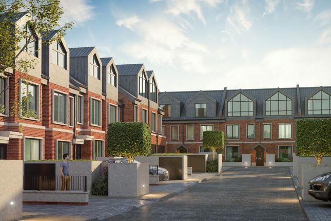 Thumbnail Flat for sale in Lower Marsh Lane, Kingston Upon Thames