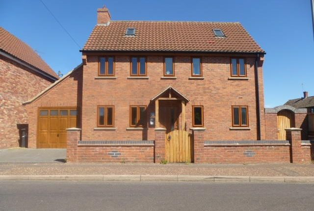 Thumbnail Detached house for sale in Lime Kiln Lane, Thetford
