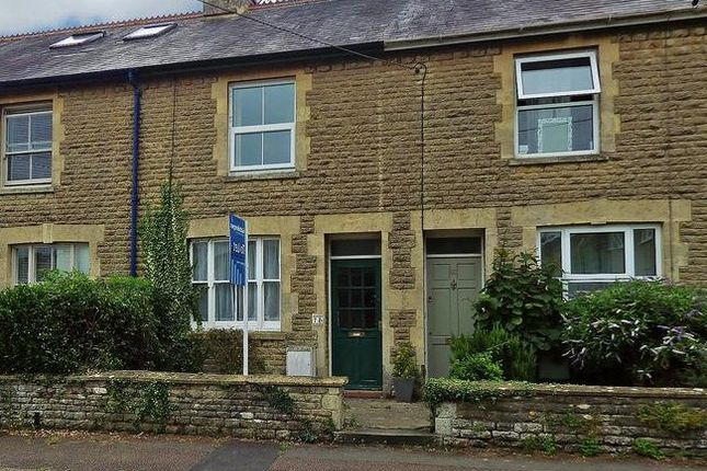 Thumbnail Terraced house to rent in The Springs, Witney, Oxfordshire