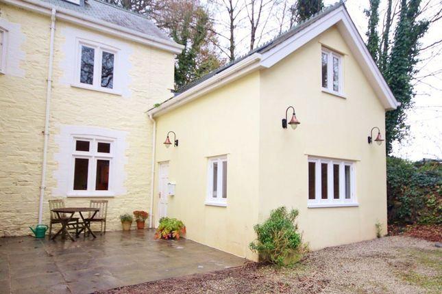 Thumbnail Property to rent in Lewdown, Okehampton