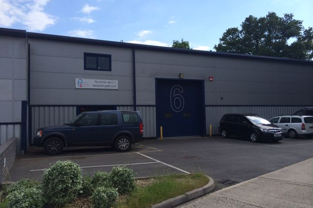 Thumbnail Industrial to let in Unit 6 Larchwood Business Centre, Larchwood Avenue, Havant