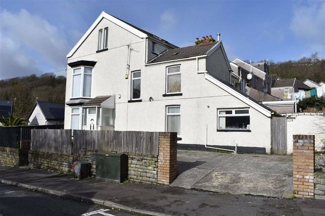 Thumbnail End terrace house for sale in Rose Hill, Swansea