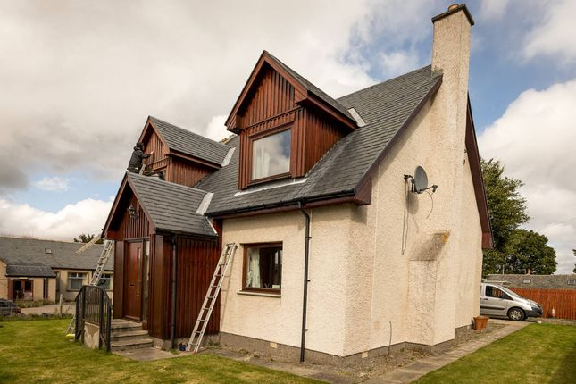 Thumbnail Detached house for sale in Cults Drive, Tomintoul, Moray, Aberdeenshire