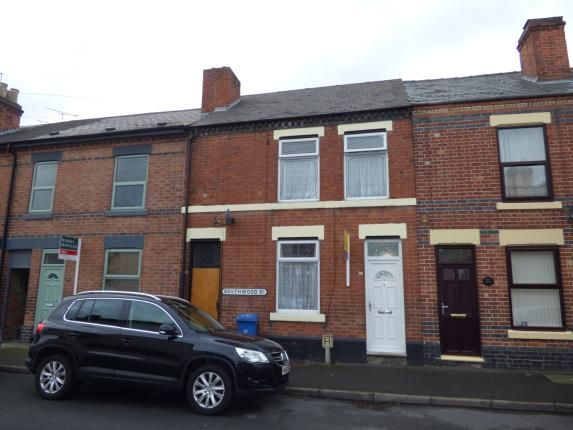 Thumbnail Terraced house for sale in Southwood Street, Derby, Derbyshire