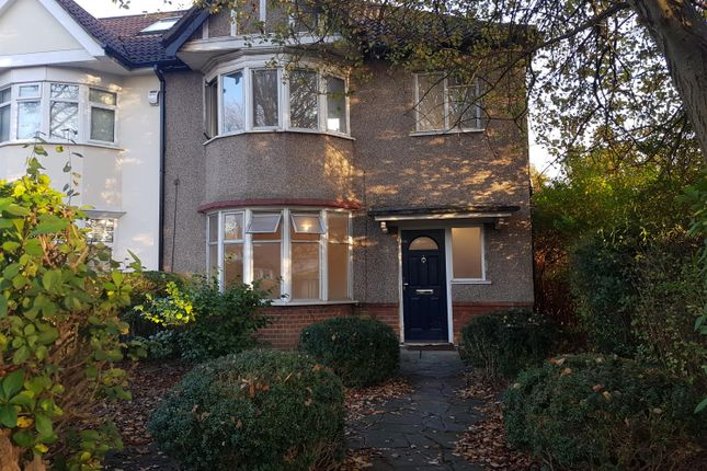 Thumbnail Semi-detached house to rent in Headstone Lane, Harrow