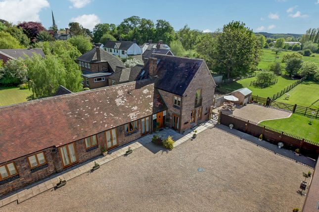 Thumbnail Barn conversion for sale in Mill Lane, Witherley, Atherstone