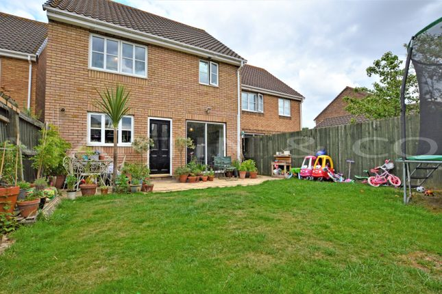 Thumbnail Detached house to rent in Stonecrop Close, St. Marys Island, Chatham