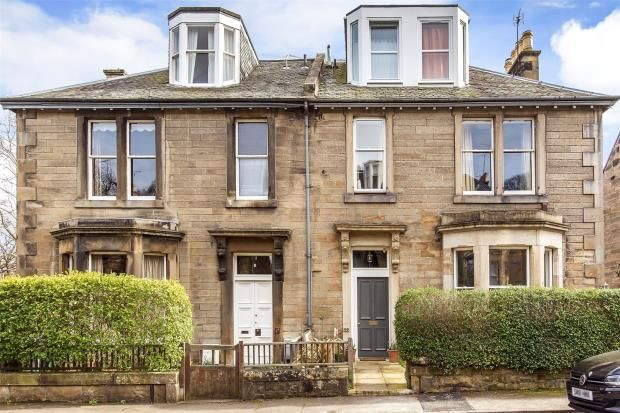 Thumbnail Flat for sale in Upper Coltbridge Terrace, Edinburgh