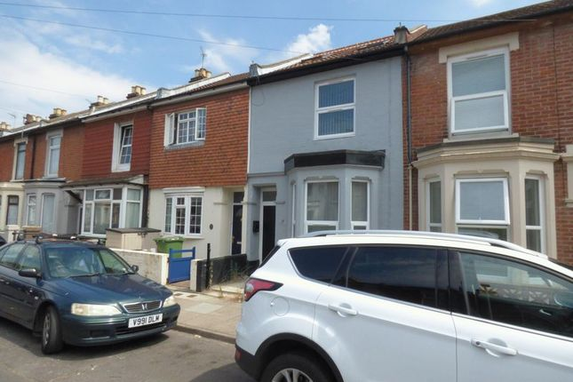 Thumbnail Terraced house to rent in Tottenham Road, Portsmouth