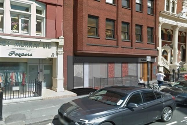 Thumbnail Retail premises to let in Eastcastle Street, Fitzrovia