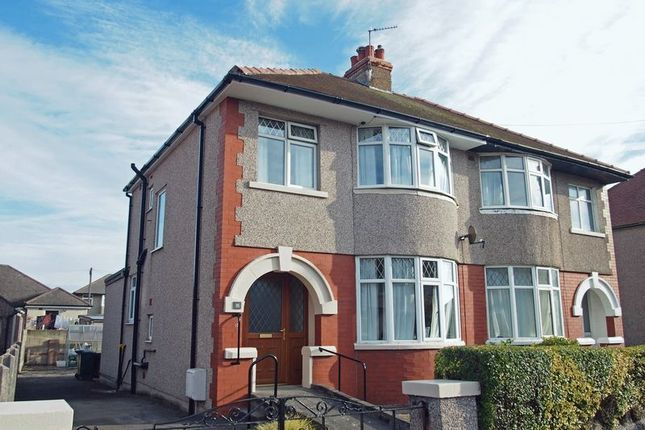 Thumbnail Semi-detached house to rent in Battismore Road, Morecambe
